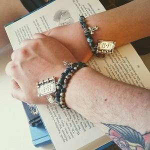 Matilda bracelet set - abridged