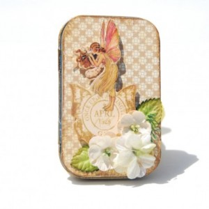 Altered Altoid Tin - Fairy