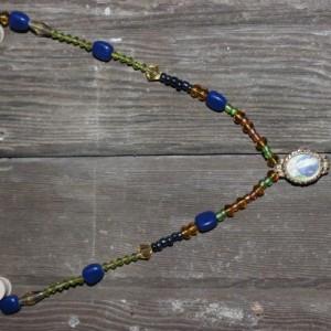 OOAK watch  charm Necklace