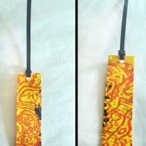 Zip Tie Bookmark
