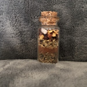 Spell in a Bottle Charm