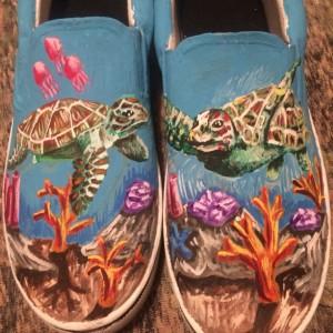 Sea Turtle Shoes