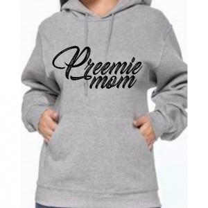 Fight Like A Preemie sweatshirt (mom)