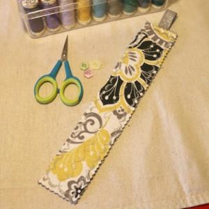 Shabby Bookmark
