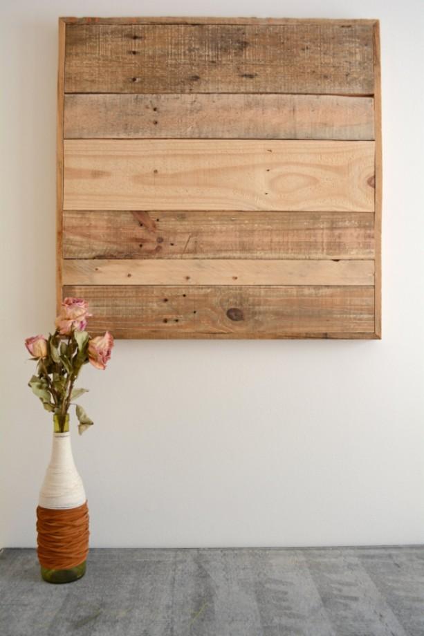 Square Wood Pallet Frames Various Sizes   aftcra