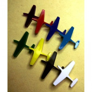 airplane charms, airplane birthday, laser cut charms