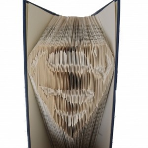 Superman / Book Folding