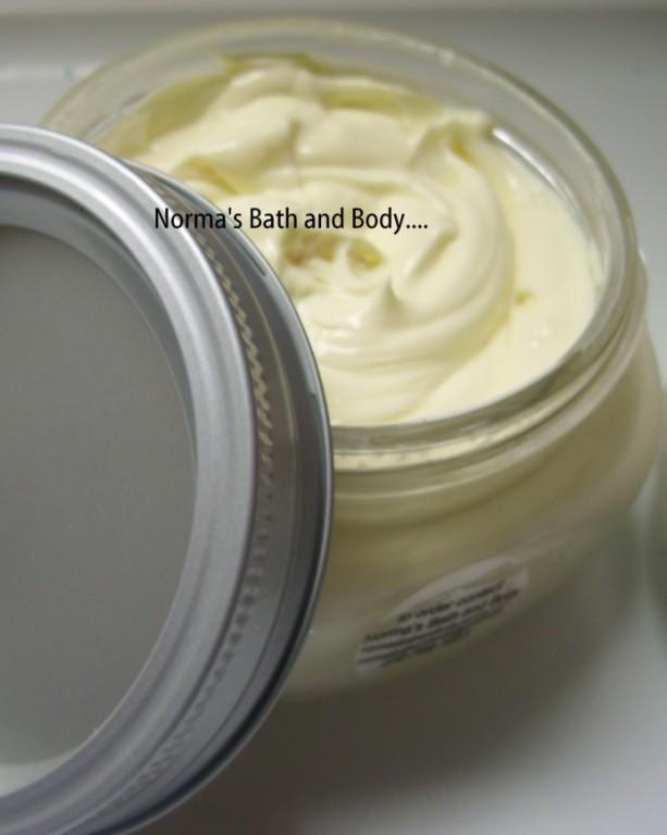 honeysuckle shea  body lotion