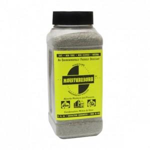 MOISTURESORB Eco Moisture Eliminator 1 mm Granules: 50 lb.