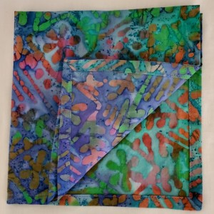 Boho Fabric Napkins 12x12