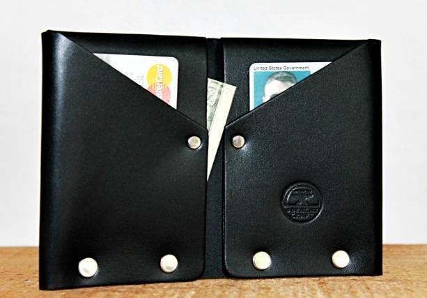 Hammer Riveted Wallet