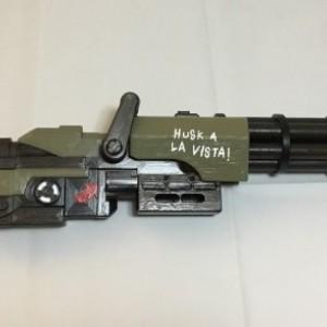 FORTNITE Minigun Full Size Replica Cosplay Prop