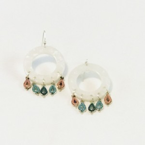 """Moroccan"" Chandalier Earrings"