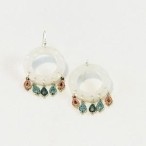 """""""Moroccan"""" Chandalier Earrings"""