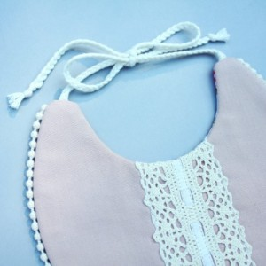 Reversible Bib, The 2 in 1 Bib, 0 - 24 months, newborn bib, infant bib, pretty bib