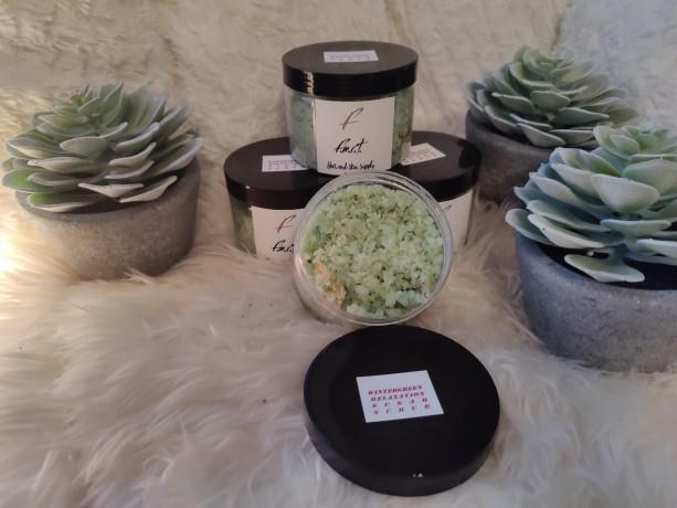 Wintergreen Relaxation Salt Scrub
