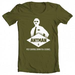 Men's Antman Pest Control Tee