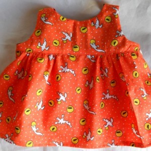 Halloween Dress that fits Build a Bear Hello Kitty