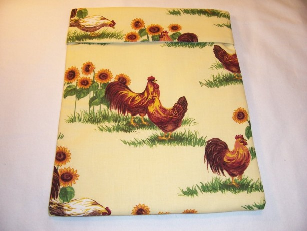 Roosters,Chickens Microwave Bake Potato Bag,Microwave Potato Bag,Kitchen,Dining,Serving,Gifts