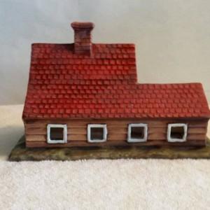 Farmhouse Tealight House