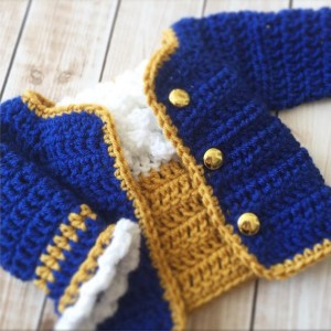 Beast Inspired Costume/Beauty and the Beast/Crochet Beast Hat/Disney Inspired Photo Prop- MADE TO ORDER