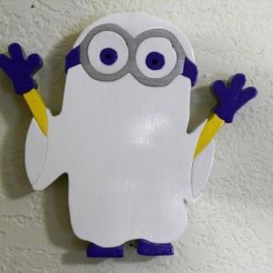 Ghost minion