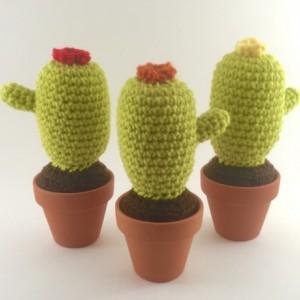 faux cactus, amigurumi cacti, cactus, cacti, fake plant, fake cacti, crochet cactus, succulent, crochet saguaro cactus, kawaii, gift