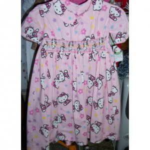 Hello Kitty Dress, Size 2