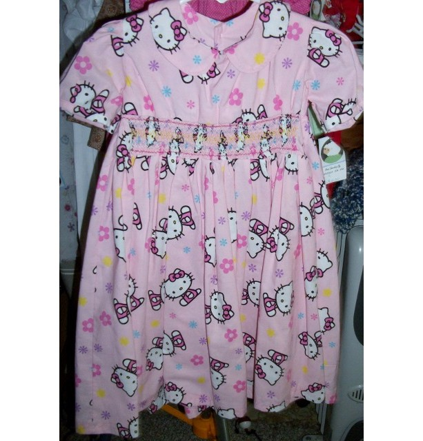Hello Kitty Dress, Size 2