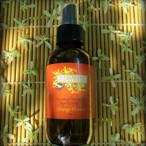 Aromatherapy-Orange Blossom Spritzer