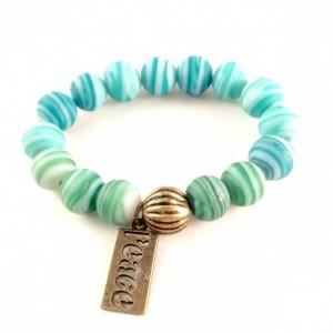 The World Peace Bracelet