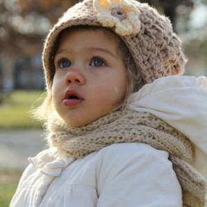 Crochet Hat for Kids and Women