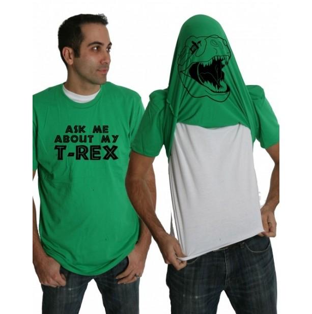 Trex fip t shirt Ask me about my t-rex tshirt
