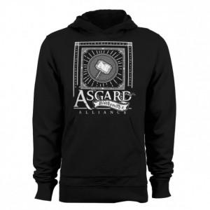 """Asgard Blacksmith's Alliance"" Thor Hoodie"