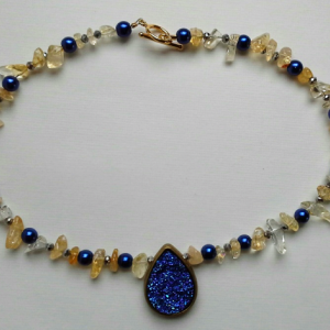 Castiel's Grace Beaded Necklace