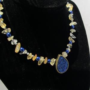 Castiel's Grace Beaded Necklace