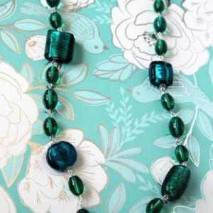 green n blue