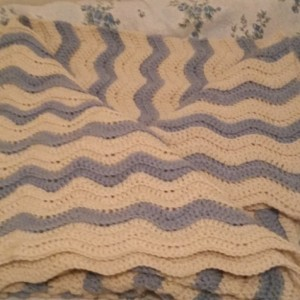 Crochet Extra Large Throw Blanket