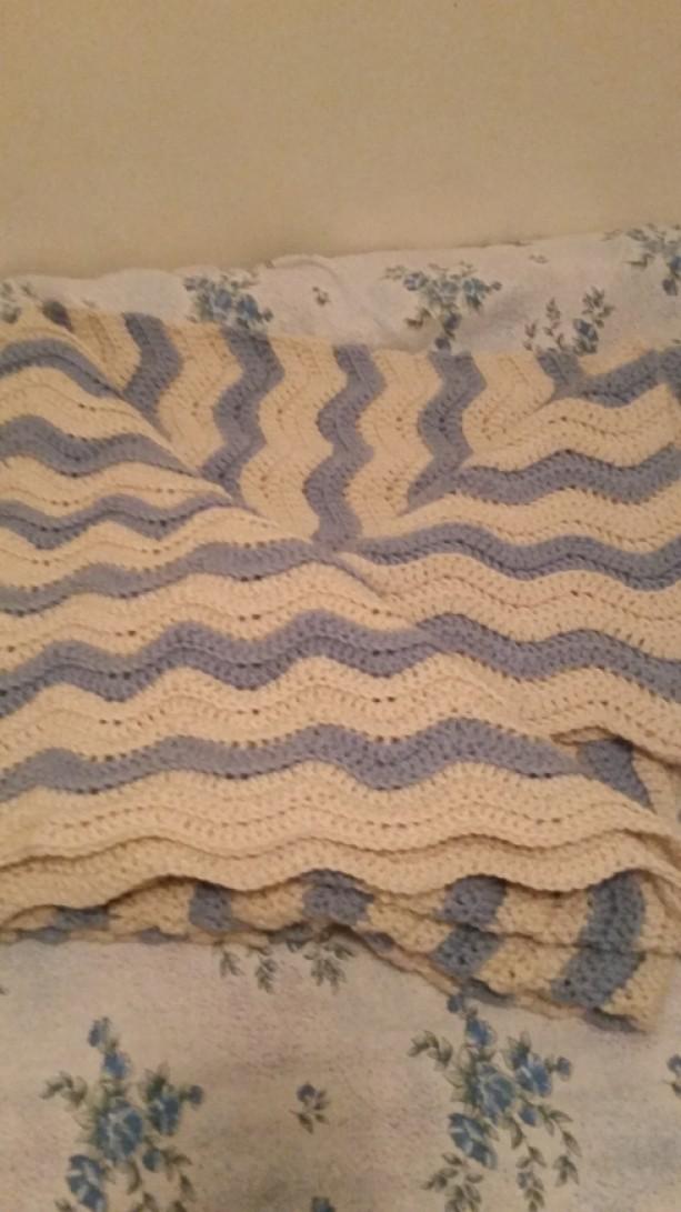 Crochet Extra Large Throw Blanket