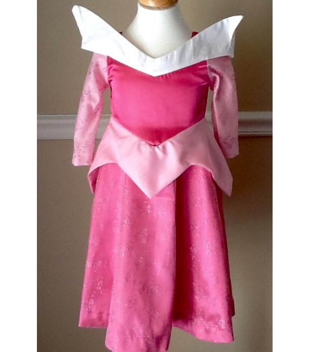 Sleeping Beauty Dress for Toddler 1T