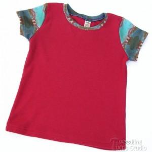 Baby - Toddler Tshirt - Custom Print - Hell Gate Bridge - NYC - Artwork Fabric - Handmade in America