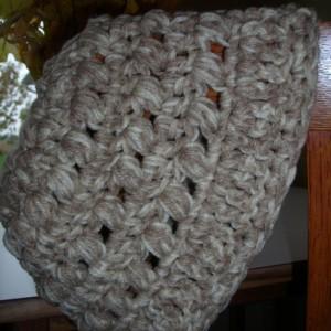 Women's Bulky  Sandy Colored Hat