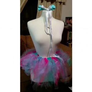 Tutu & Bow Set (4-8 YRS Old)