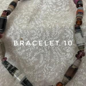 Boho layering bracelets