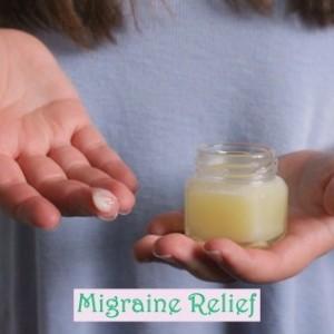 Migraine Relief Salve
