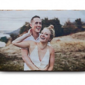 Photo on Wood 22x33