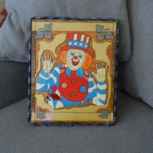 Stars & Stripes Clown