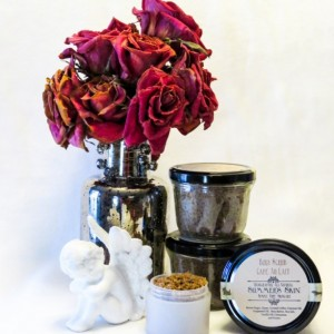 Summer's Skin Cafe' au Lait Body Scrub, All Natural, Handcrafted