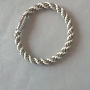 Kumihimo Hemp Bracelet
