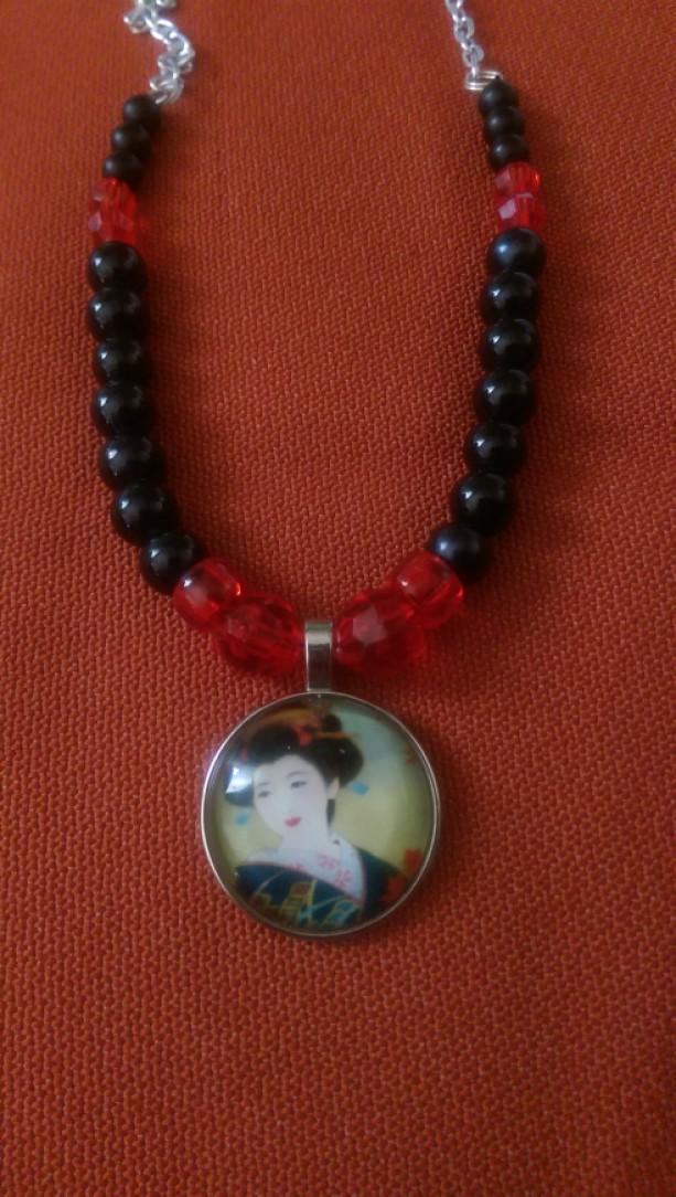 Geisha Necklace
